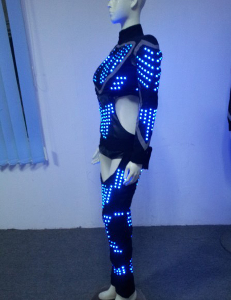 LED Illuminated Clothing
