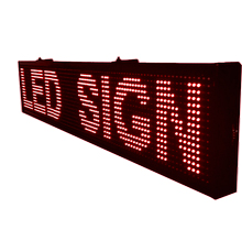 LED-Message-Board