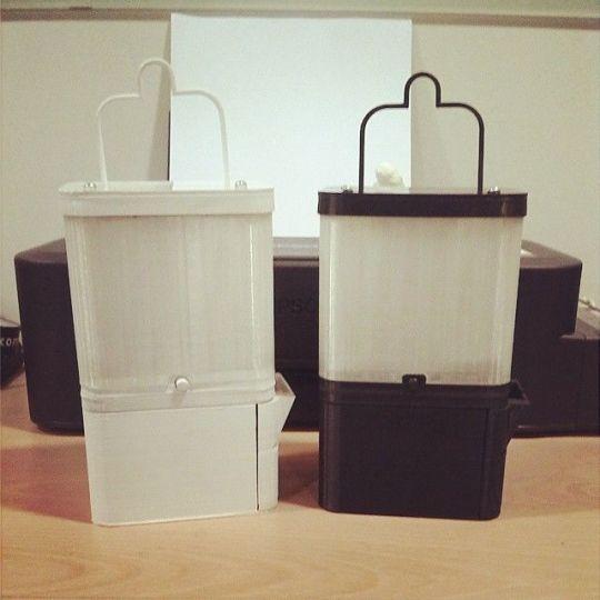 2 Salt Lamps