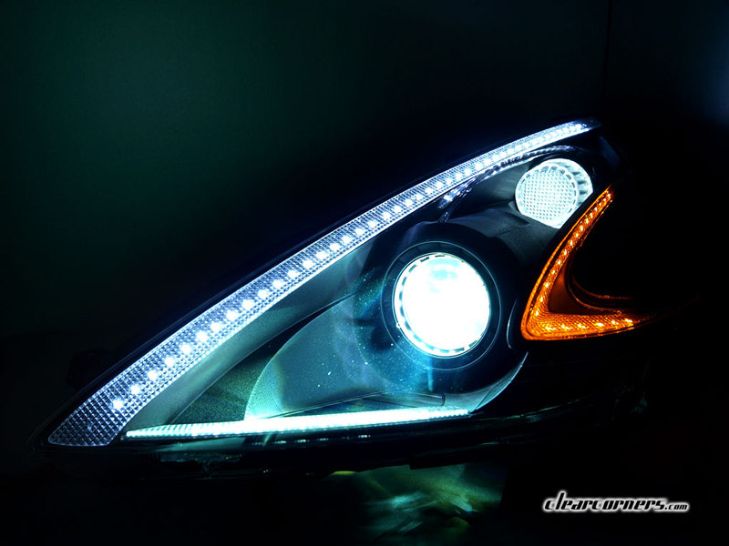 LED-Headlights