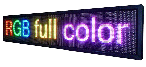 LED signs are a Better Choice then Neon