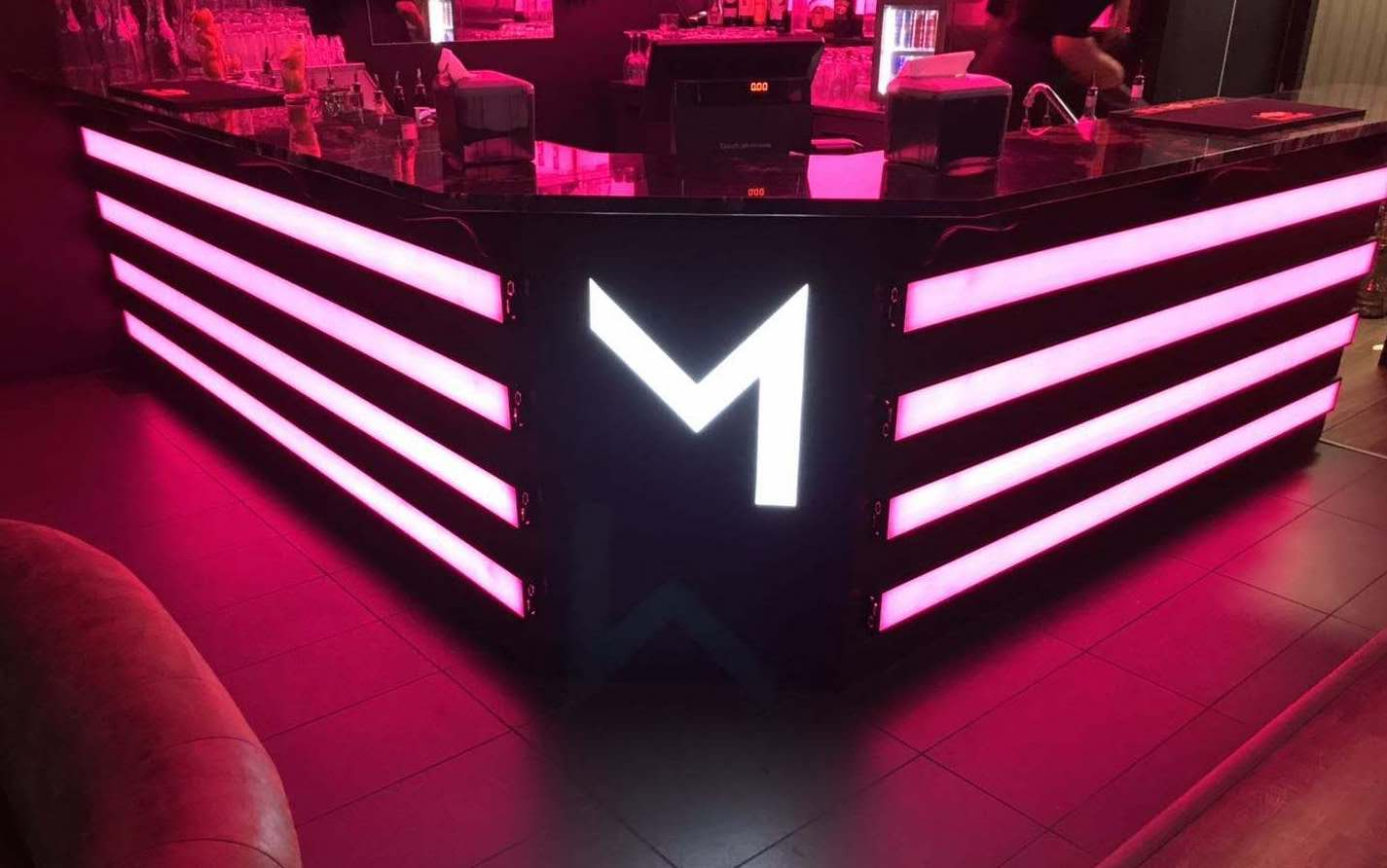 Channel Letters & Lighting - Mist by LED Pros