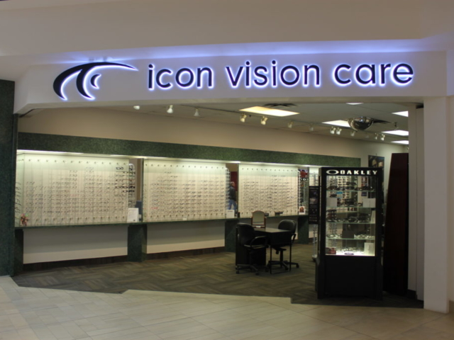 Channel Letters - Icon Vision Care by LED Pros