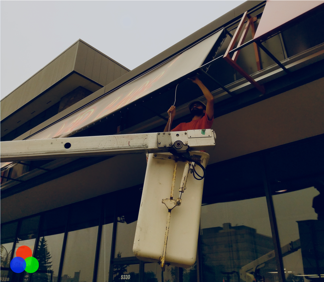 Sign Install Services