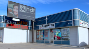Contact LED Pros