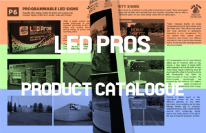 LED Pros - Product Catalogue