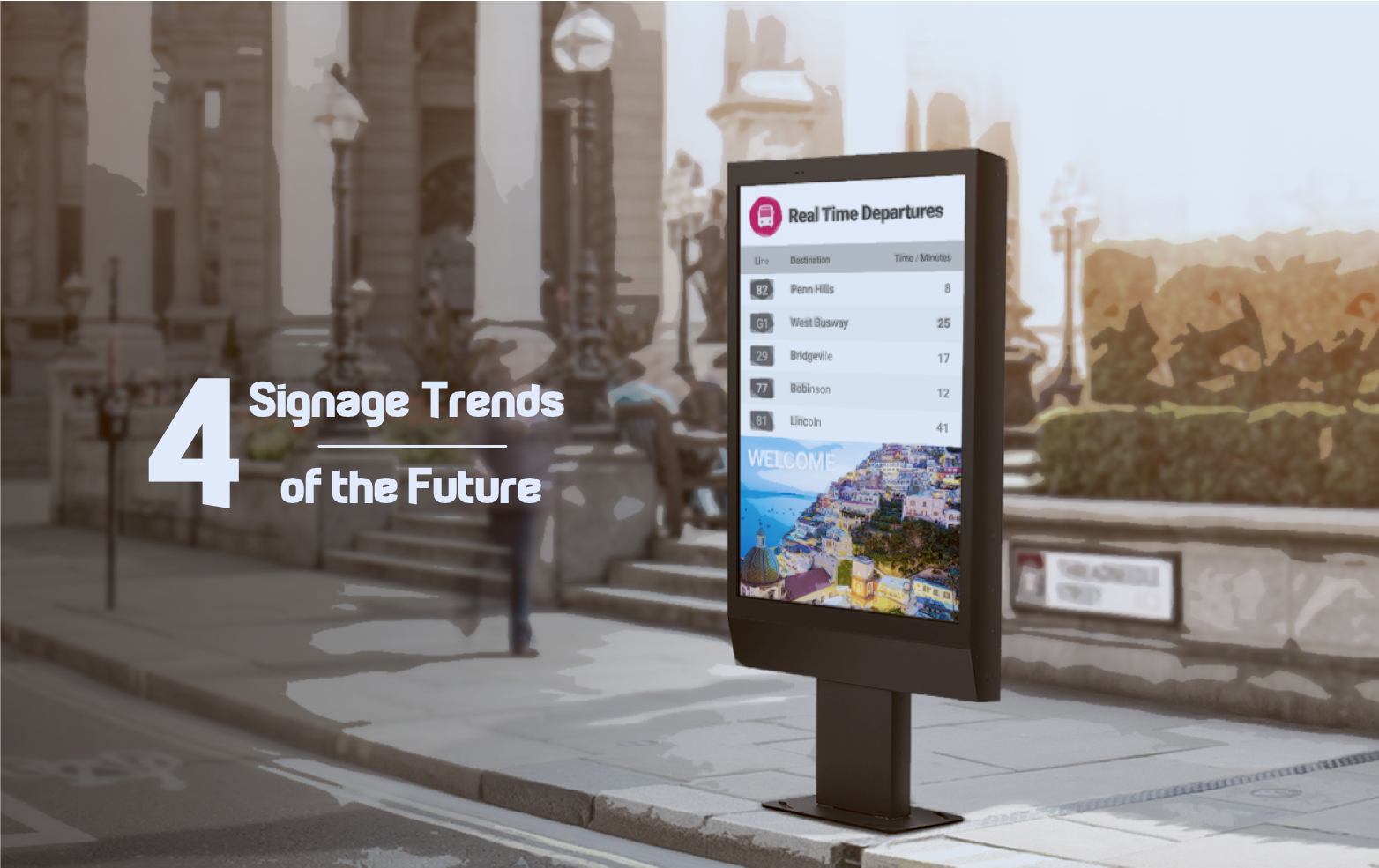 4 Signage Trends of the Future - LED Pros