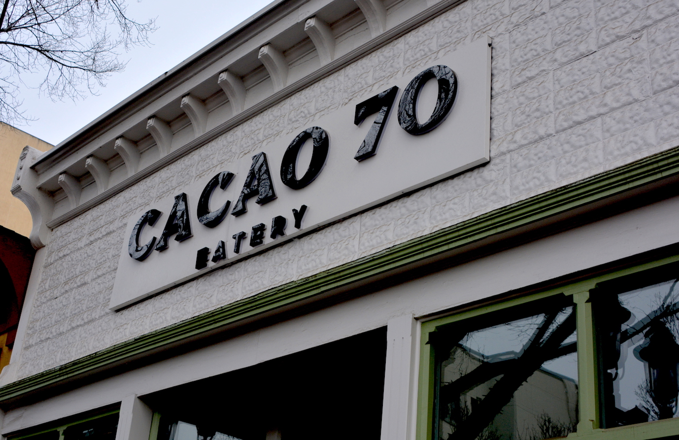 Channel Letters - Cacao 70 by LED Pros