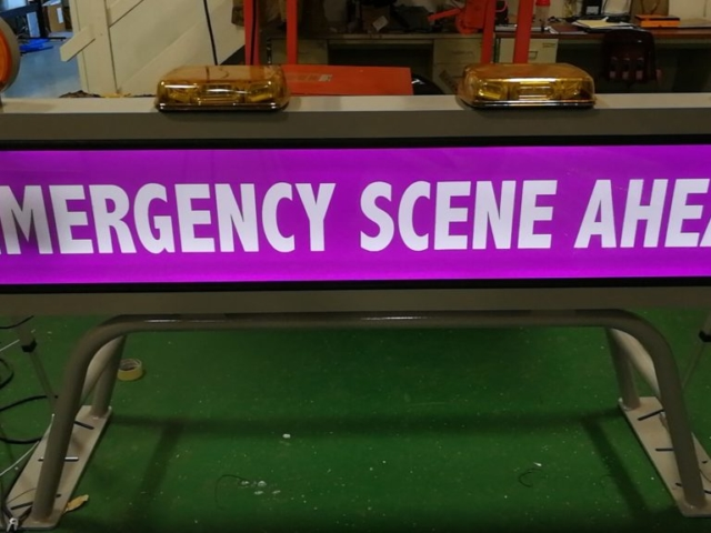 Safety Sign 2 - Techno Signz by LED Pros