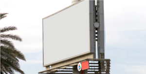 Billboard-Pole-Mounted
