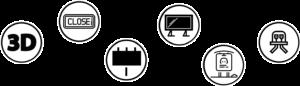 LED Pros Product Icons