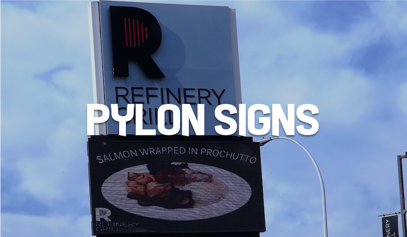 PYLON SIGNS